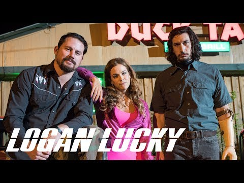 Lucky Logan Official Trailer