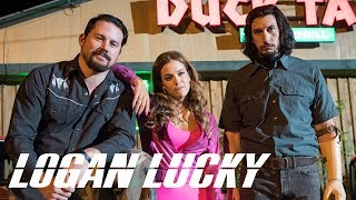 Nonton Logan Lucky   Official Hd Trailer Film Subtitle Indonesia Streaming Movie Download