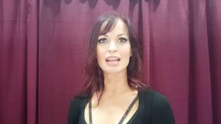 Christy Hemme exclusive interview