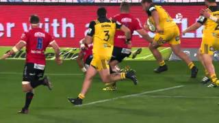 Lions v Hurricanes Rd.10 2016 | Super Rugby Video Highlights