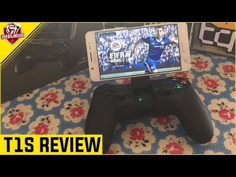 FIFA MOBILE WITH A GAME CONTROLLER? DO THEY WORK? | GameSir T1s FOR ANDROID / PC GAME PAD REVIEW