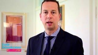 Video zu: Florian Rentsch zum §103 StGB