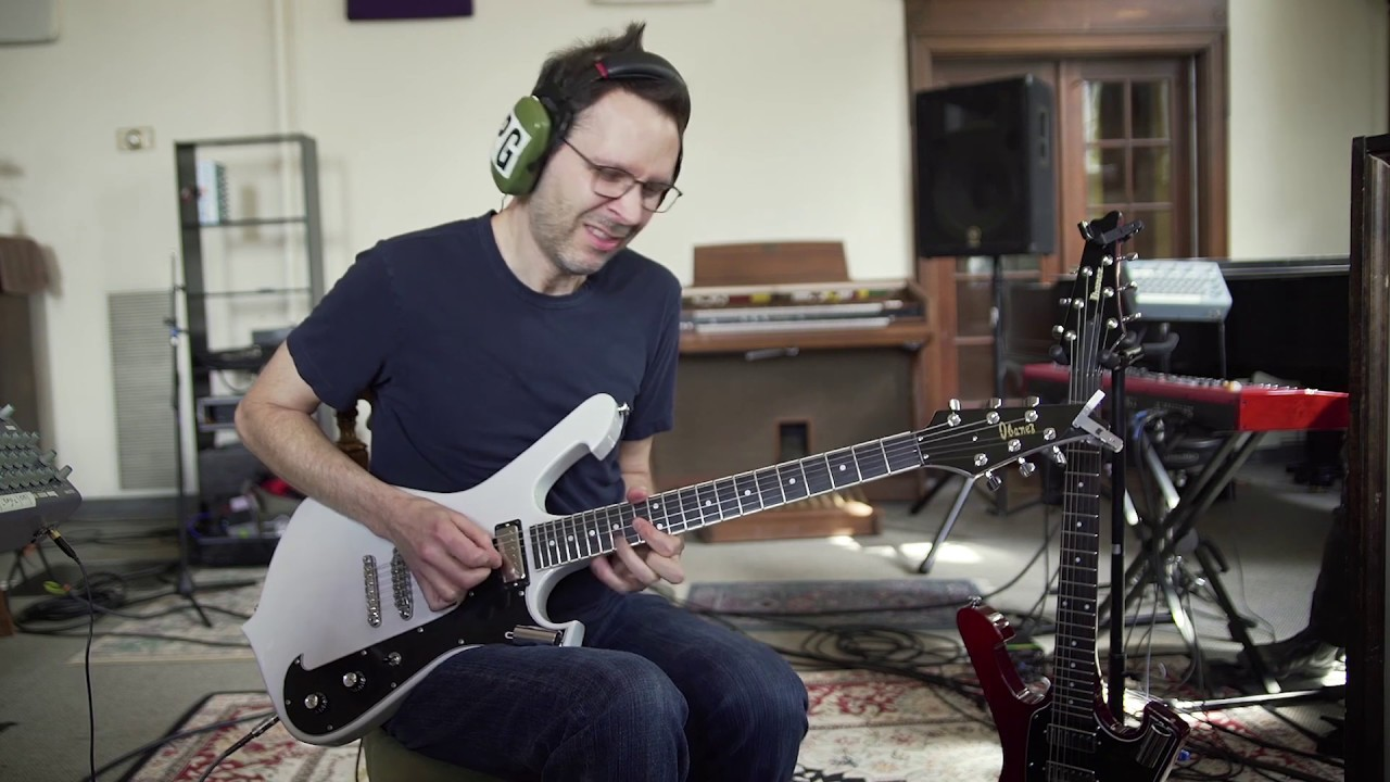 Paul Gilbert – I Own A Building (Behold Electric Guitar)
