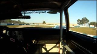 Mike Skeen: Cragar/CRP Racing 1969 Camaro At Sebring