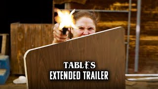 Video TABLES - Extended Trailer - The Ronda Rousey Cut | No DNB Productions MP3, 3GP, MP4, WEBM, AVI, FLV Agustus 2019