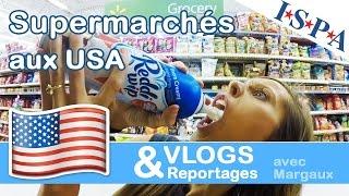 Margaux France  city pictures gallery : Supermarchés aux USA - VLOG USA #17 - Margaux avec ISPA