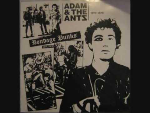 Adam Ant - Deutscher Girls lyrics