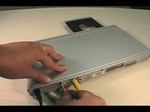 How To Connect Your DVD Player To A Dell LCD Projector From Projector123.com