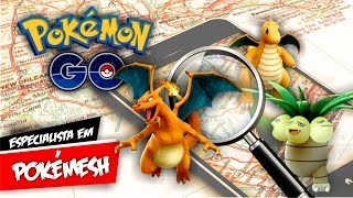 Pokemesh Tutorial Completo Capturar Qualquer Raro No Pokémon GO by Pokémon GO Gameplay