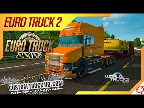 Scania T Tuning 1.18