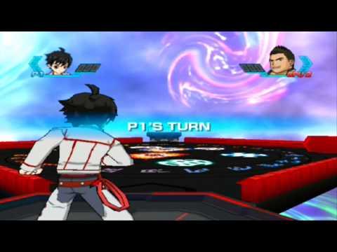 bakugan battle brawlers xbox 360 episode 1