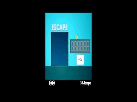 40x Escape Level 31 - Level 40 Walkthrough