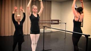Cours de ballet classique