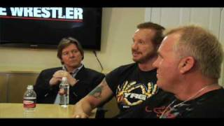 The Wrestler Roundtable  Part One