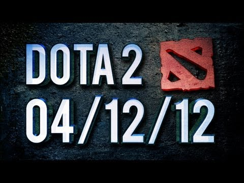 DotA 2 Patch Notes and Changelogs April 12 2012