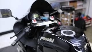5. 2007 Kawasaki ZX10R Ninja Black - used motorcycle for sale - Eden Prairie, MN