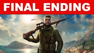 Sniper Elite 4 Ending Sniper Elite 4 Final Ending Sniper Elite 4 Full Ending Sniper Elite 4 Complete Ending Sniper Elite 4 Final Mission Ending CutscenesEnjoy the final ending of Sniper Elite 4, an upcoming third-person tactical shooter stealth video game developed by Rebellion Developments. As the direct sequel to Sniper Elite III, the game is set to release for Microsoft Windows, PlayStation 4 and Xbox One. The game is scheduled to be released on 14 February 2017. A complete cutscenes movie will be uploaded soon. Don't forget to like the video and leave a comment. We really appreciate your feedback. Also, please click the subscribe button and help us grow bigger to create better quality content. Check out our videos here: https://www.youtube.com/user/gamefreakdudes/videosSniper Elite 4 EndingSniper Elite 4 Final EndingSniper Elite 4 Full EndingSniper Elite 4 Final MissionSniper Elite 4 Final BossSniper Elite 4 Complete EndingSniper Elite 4 End CreditsSniper Elite 4 Ending CutscenesSniper Elite 4 Final Cutscenes