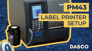 Intermec PM43 Label Printer