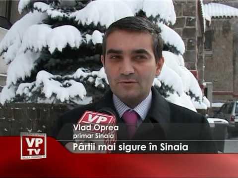 Pârtii mai sigure în Sinaia