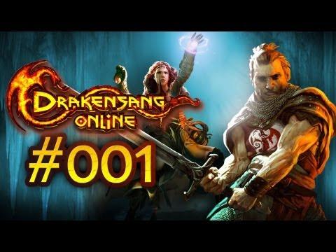 Drakensang Online: Let's Play Drakensang Online #001 -  ...