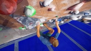 Bouldering With New Crew Members! V7 Session! by Eric Karlsson Bouldering