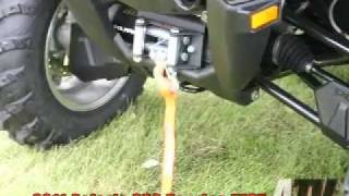1. ATV Television - 2011 Polaris 850XP Touring LE Test