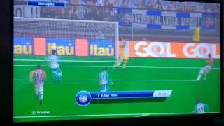Patch das Américas - Melhores momentos Bahia x Avaí - PES 2107 Xbox 360...Muito bom... Dê o seu like e se escrevam no canal...