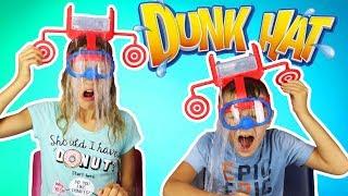 Video DUNK HAT CHALLENGE!!!! MP3, 3GP, MP4, WEBM, AVI, FLV Juli 2019