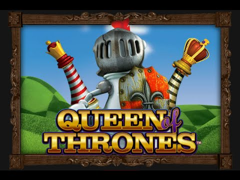 Queen Of Thrones™ by Leander Games | Slot Gameplay by Slotozilla.com
