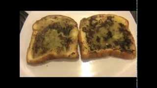 Masala Bread Roast - Breakfast Recipe