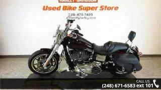 10. 2014 Harley-Davidson FXDL - Dyna Low Rider  - Motor City ...