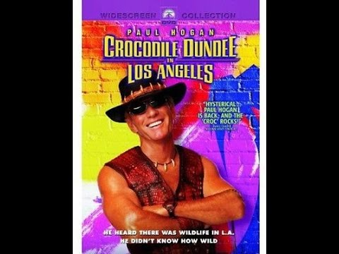 Opening To Crocodile Dundee In Los Angeles 2001 DVD