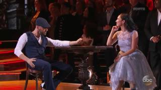 DWTS Season 23 Pros dance to Play That Song by Train