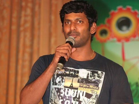 I did not take the law in my hands: Vishal | Thiruttuvcd Problem | Hot CInema News