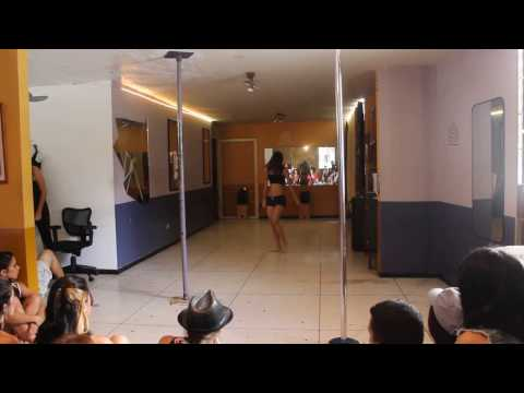 Pole Dance Cover (After School - First Love)