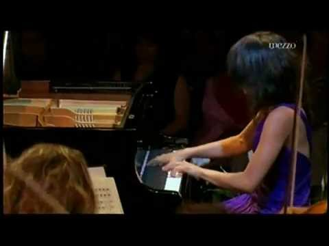 Mendelssohn - Concerto pour Piano no.1 op.25 (Yuja Wang)