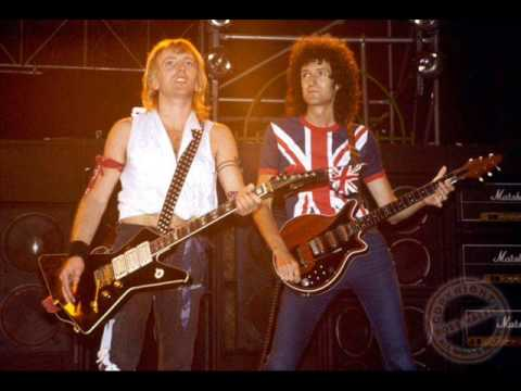 Def Leppard - Travelling Band lyrics