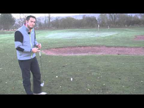 A Golf drill to help you pitch over water or a bunker