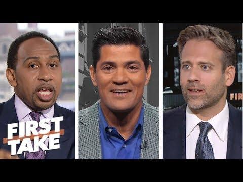 Are Odell Beckham Jr.'s random drug test really random | First Take | ESPN