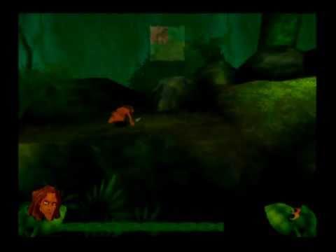 Tarzan (Playable Demo) - Official UK Playstation Magazine 51