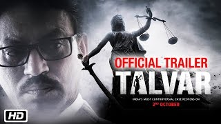 Nonton    Talvar    Official Trailer   Irrfan Khan  Konkona Sen Sharma  Neeraj Kabi  Sohum Shah  Atul Kumar Film Subtitle Indonesia Streaming Movie Download