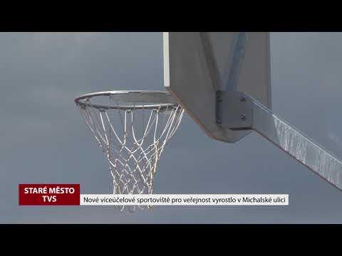 TVS: Staré Město - Nové sportoviště