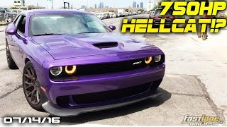 New 750HP Dodge Challenger Hellcat, AM Vulcan Auction, Mazda Speed3 Engine?  - Fast Lane Daily by Fast Lane Daily