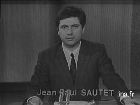 Information première télé midi : émission du 22 février 1970