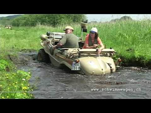 Schwimmwagen DISG Demmin 2007 - Part 1 (better Quality 16:9)