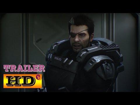 Starship Troopers Traitor of Mars Official Trailer #3 HD 2017 Casper Van Dien Animated Movie - TW