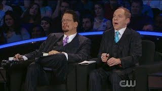 Video Can I Fool Penn & Teller with Just a Balloon? (OFFICIAL, W/ MUSIC) MP3, 3GP, MP4, WEBM, AVI, FLV Juli 2019