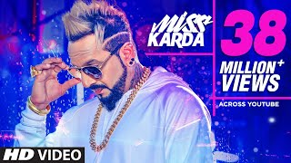 Miss Karda Song Lyrics