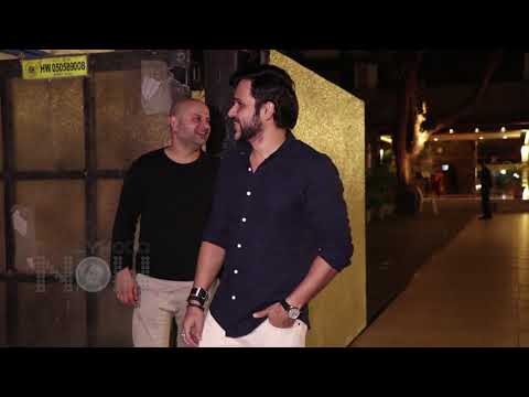 Emraan Hashmi AVOIDS Greeting Media Outside A Rest