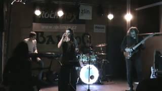 Video Jiřina Lysáková - V noční řece (LIVE, Křest alba 2018)
